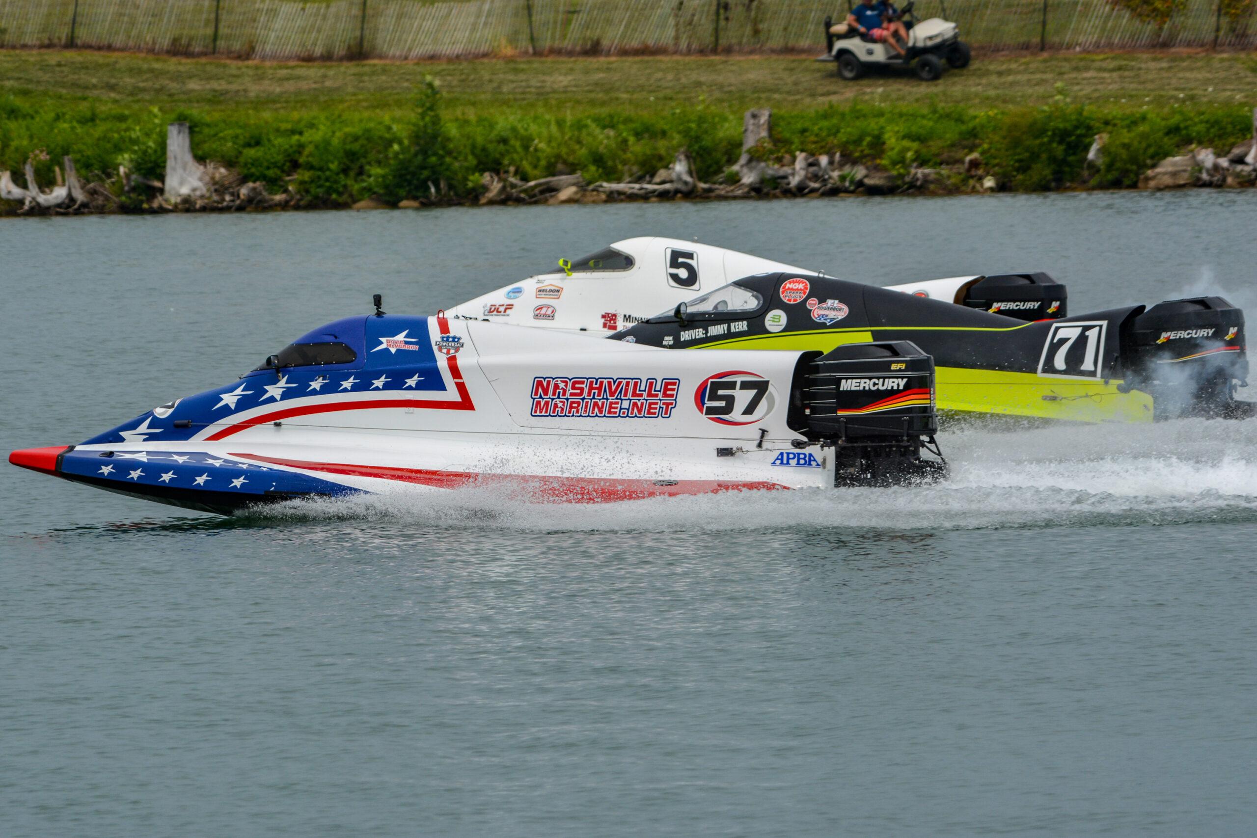 McMurray Racing Nashville Marine 2021 Springfield F1 Race-28