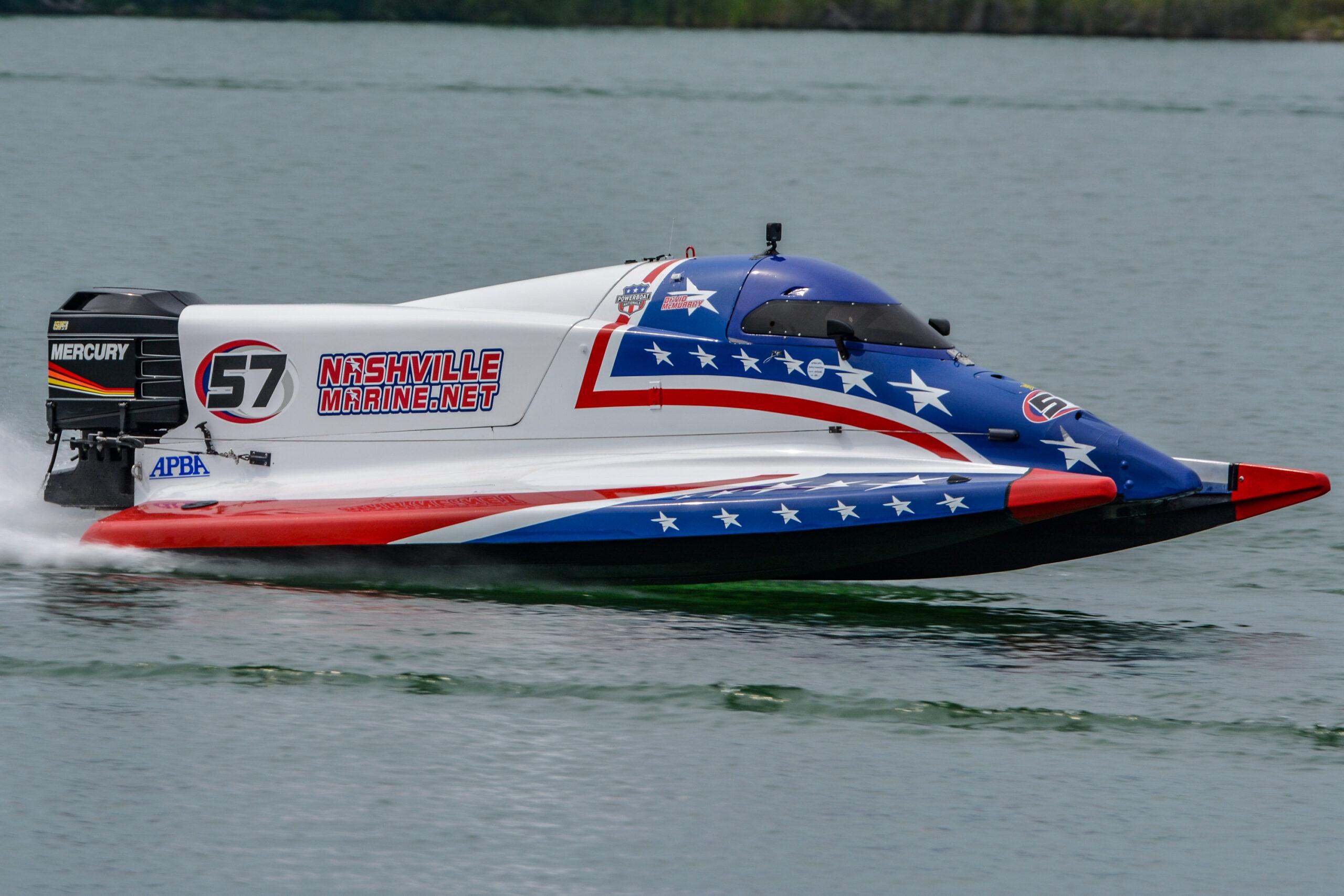 McMurray Racing Nashville Marine 2021 Springfield F1 Race-31
