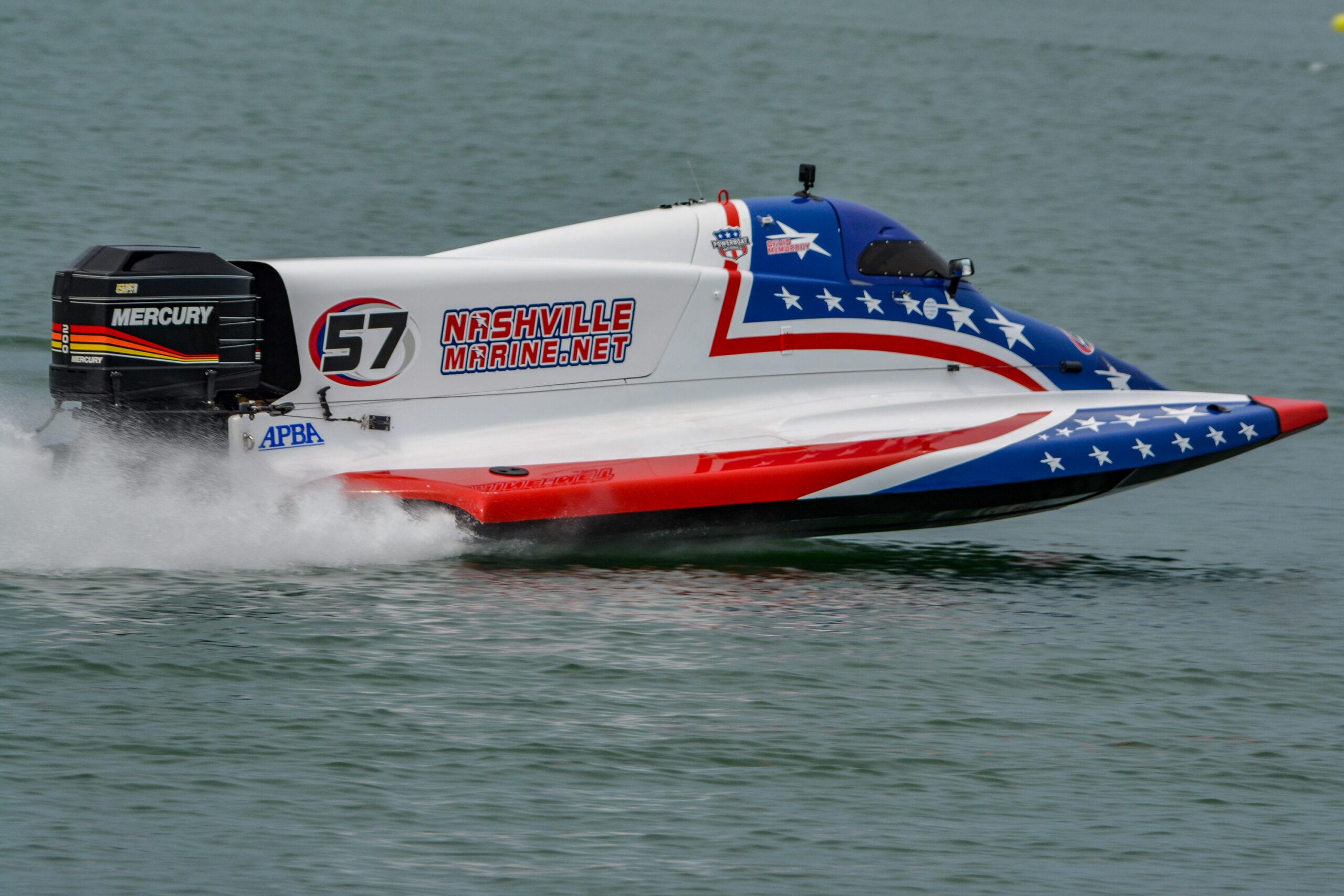 McMurray Racing Nashville Marine 2021 Springfield F1 Race-35