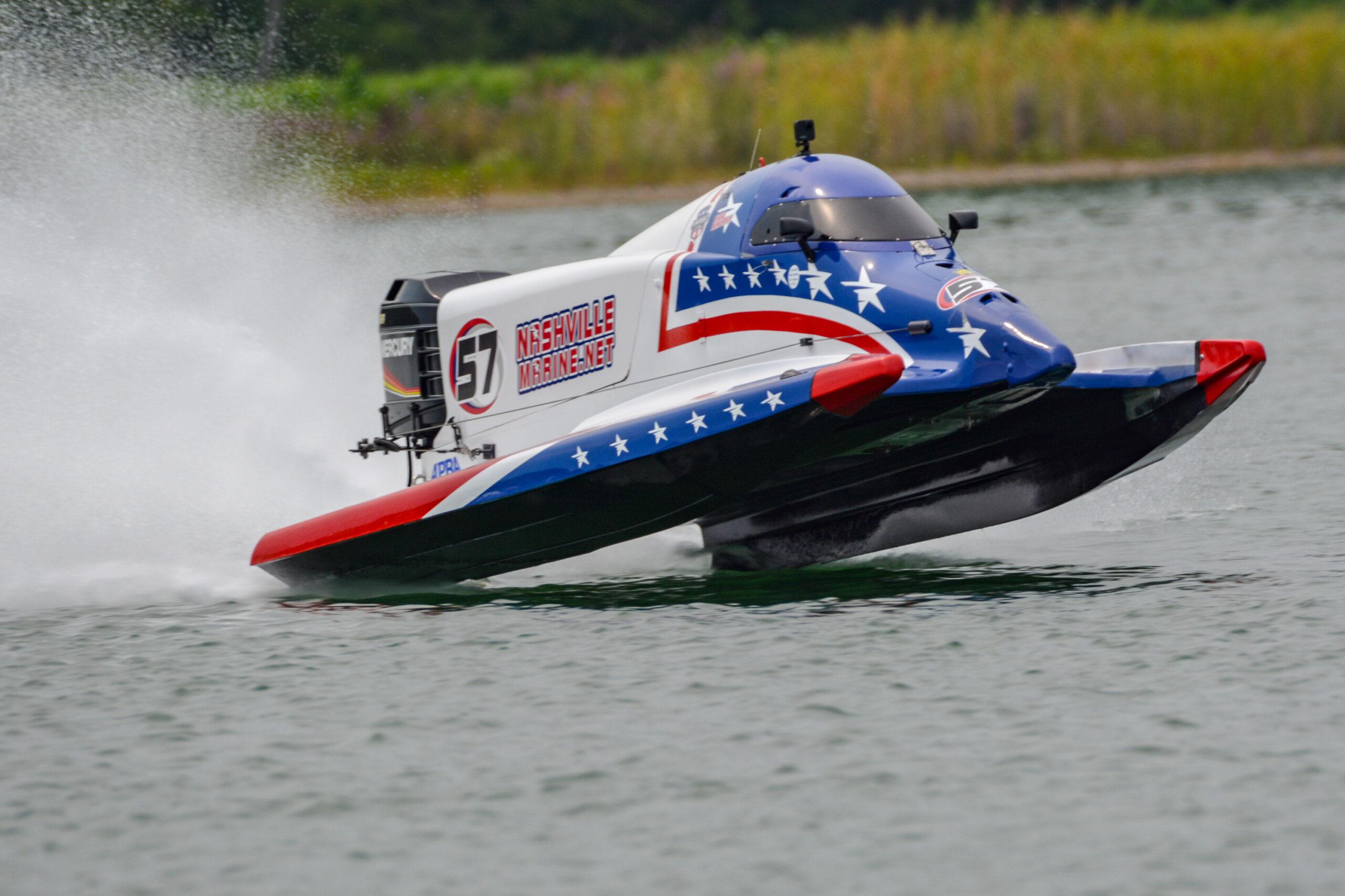 McMurray Racing Nashville Marine 2021 Springfield F1 Race-40