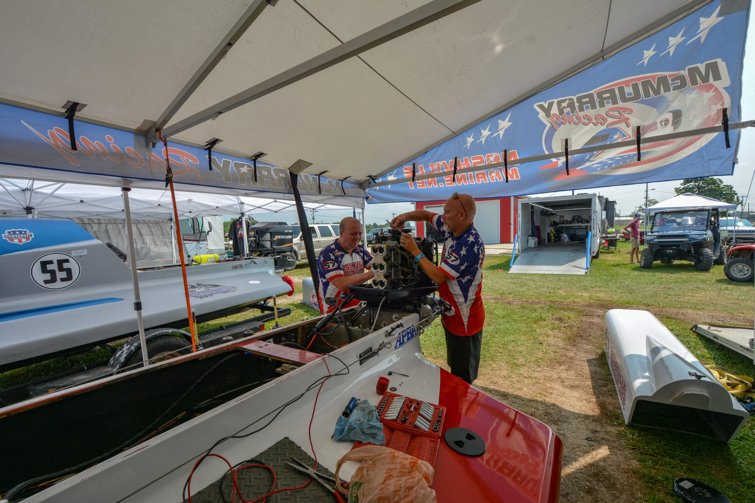 McMurray Racing Nashville Marine 2021 Springfield F1 Race-41
