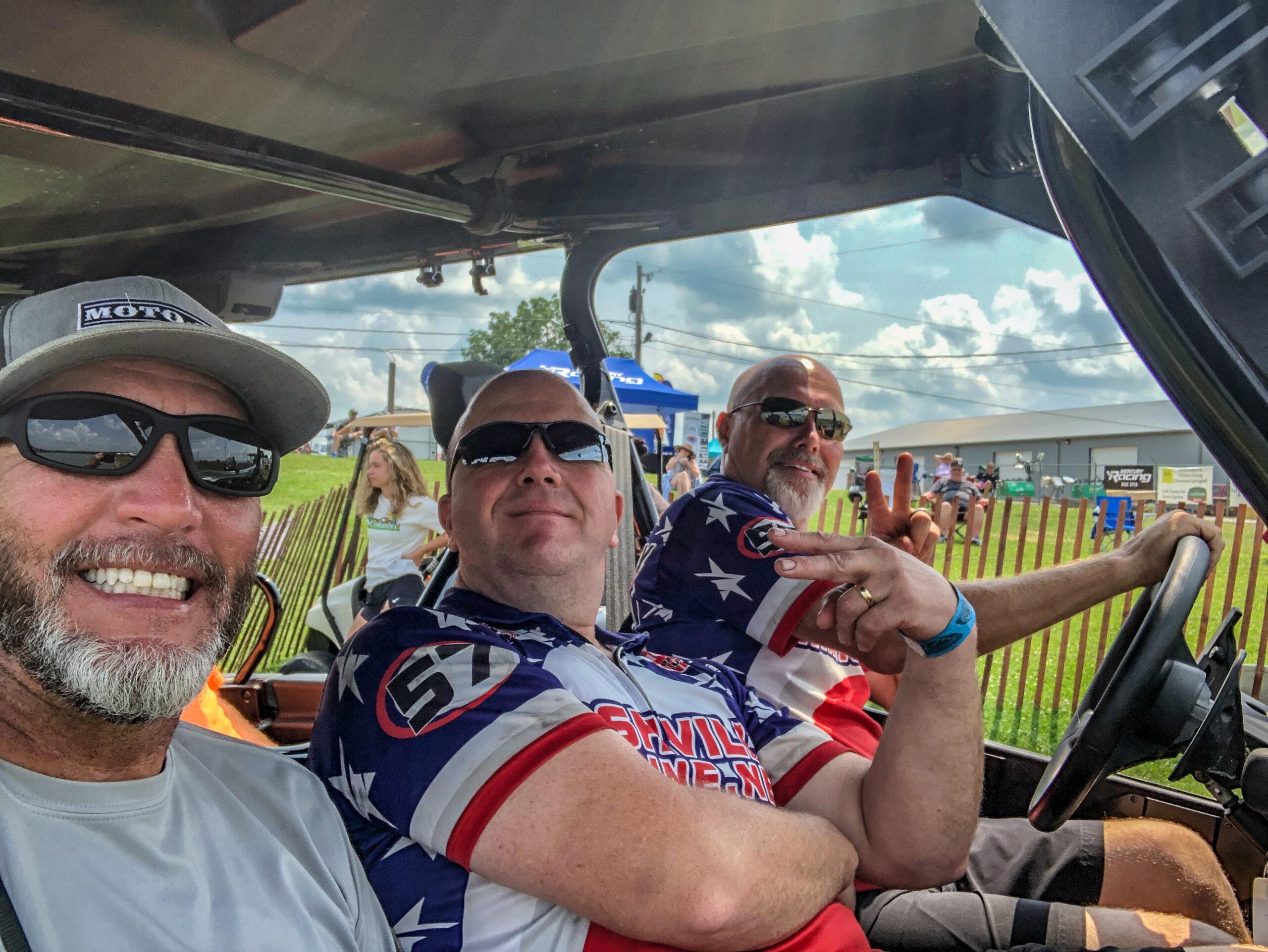 McMurray Racing Nashville Marine 2021 Springfield F1 Race-44