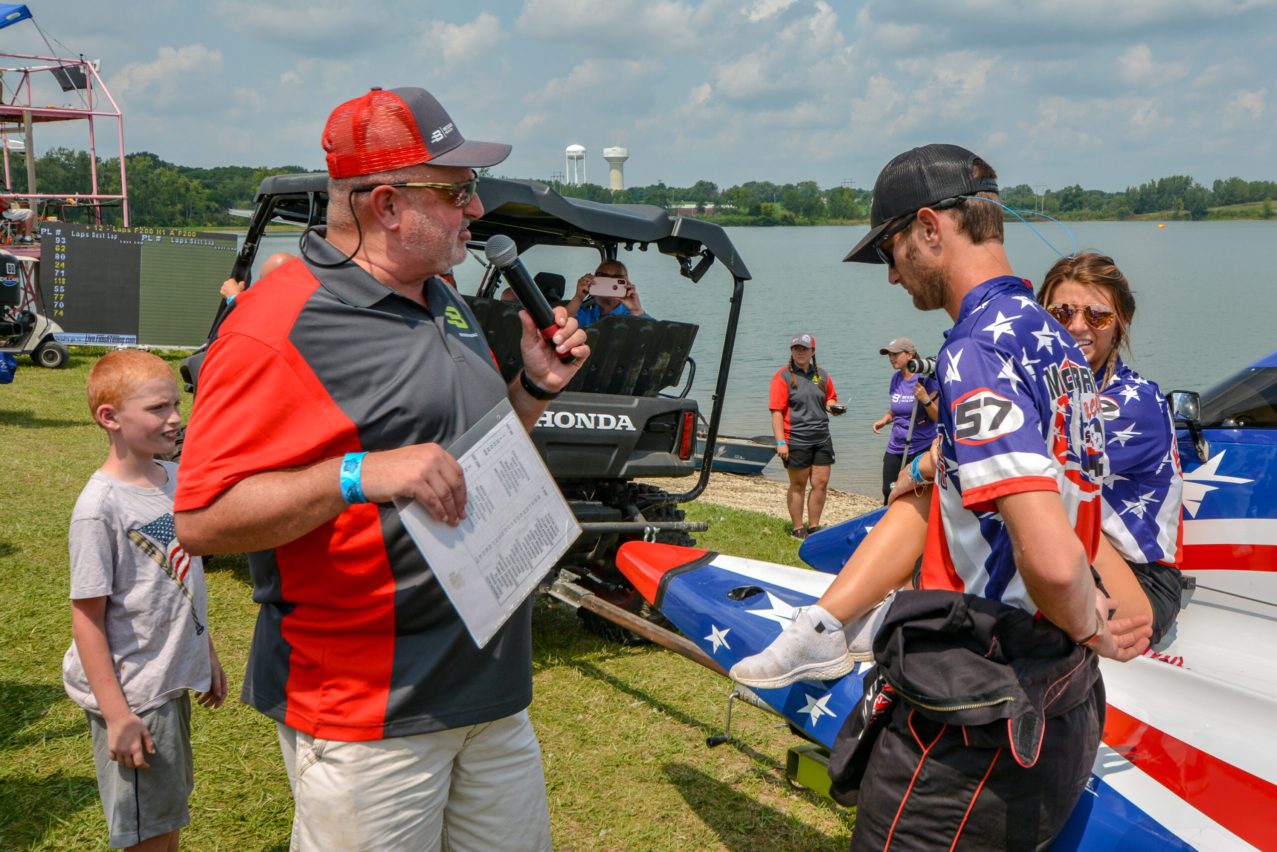 McMurray Racing Nashville Marine 2021 Springfield F1 Race-48