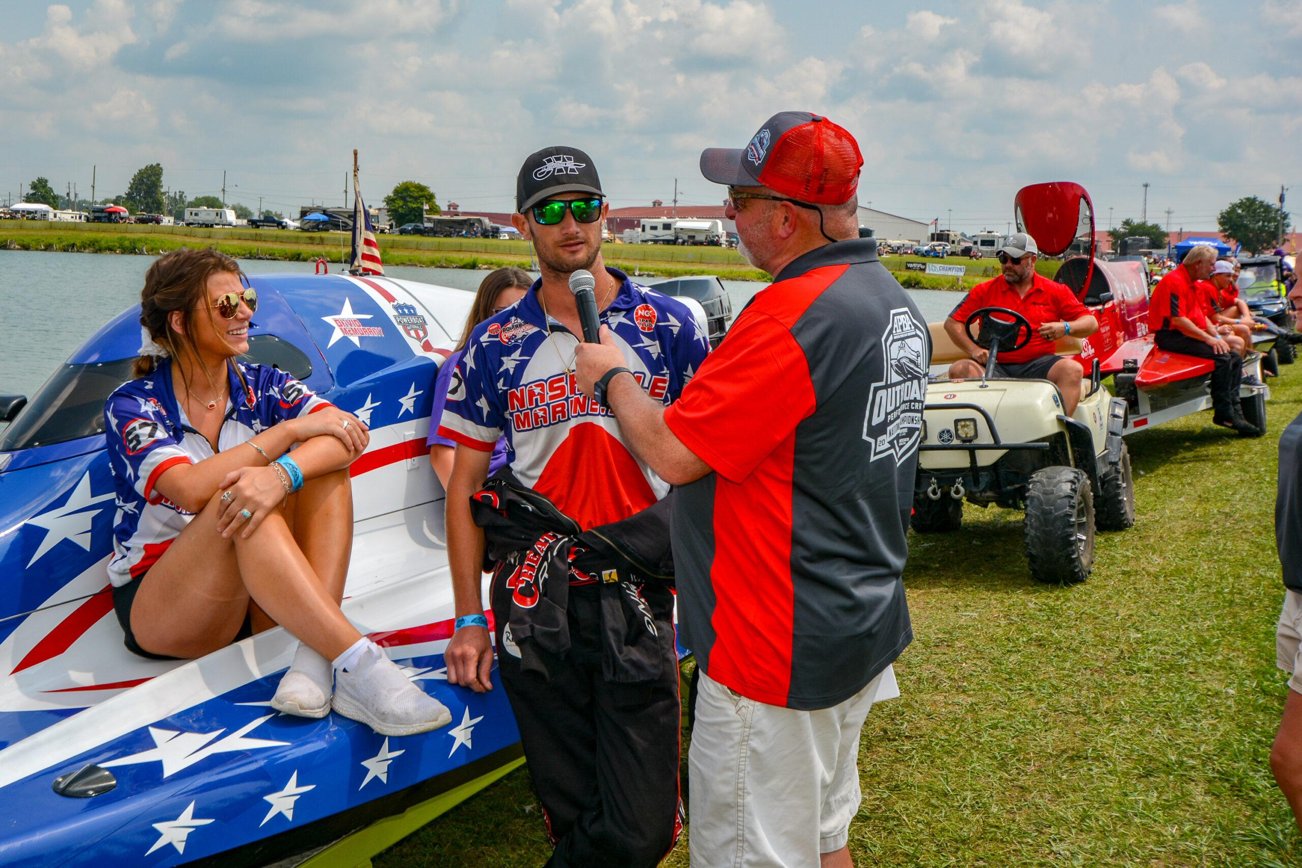 McMurray Racing Nashville Marine 2021 Springfield F1 Race-49