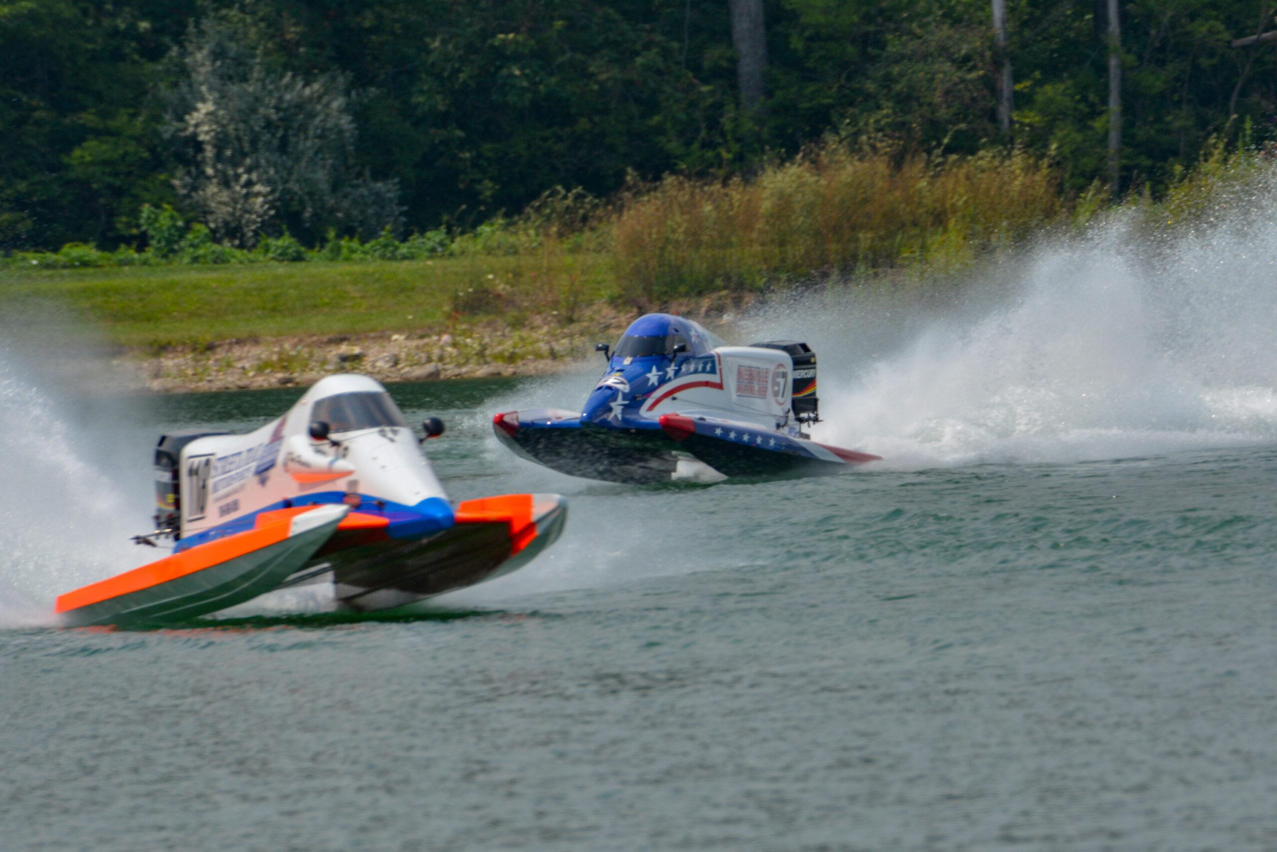 McMurray Racing Nashville Marine 2021 Springfield F1 Race-5