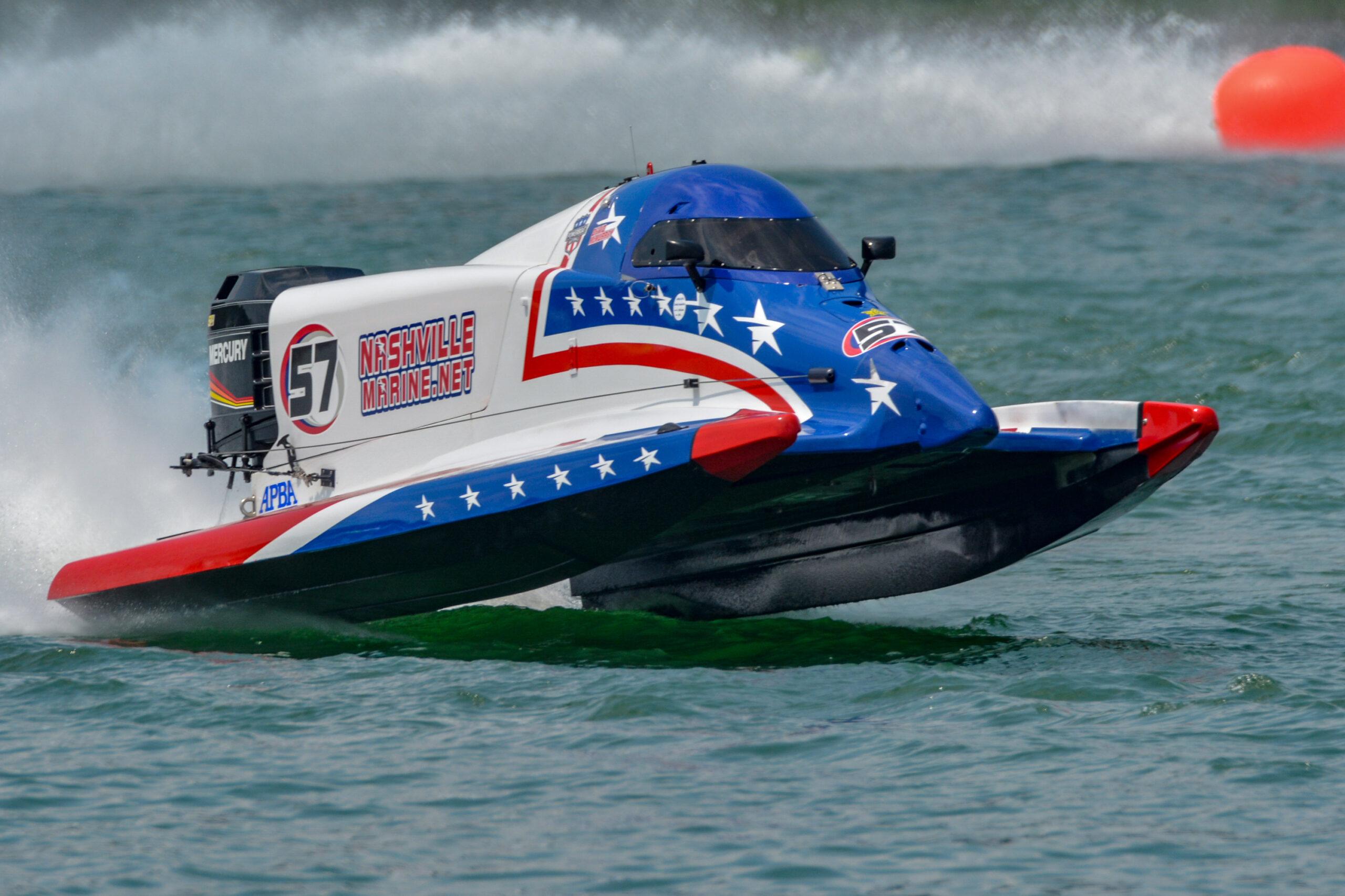 McMurray Racing Nashville Marine 2021 Springfield F1 Race-52