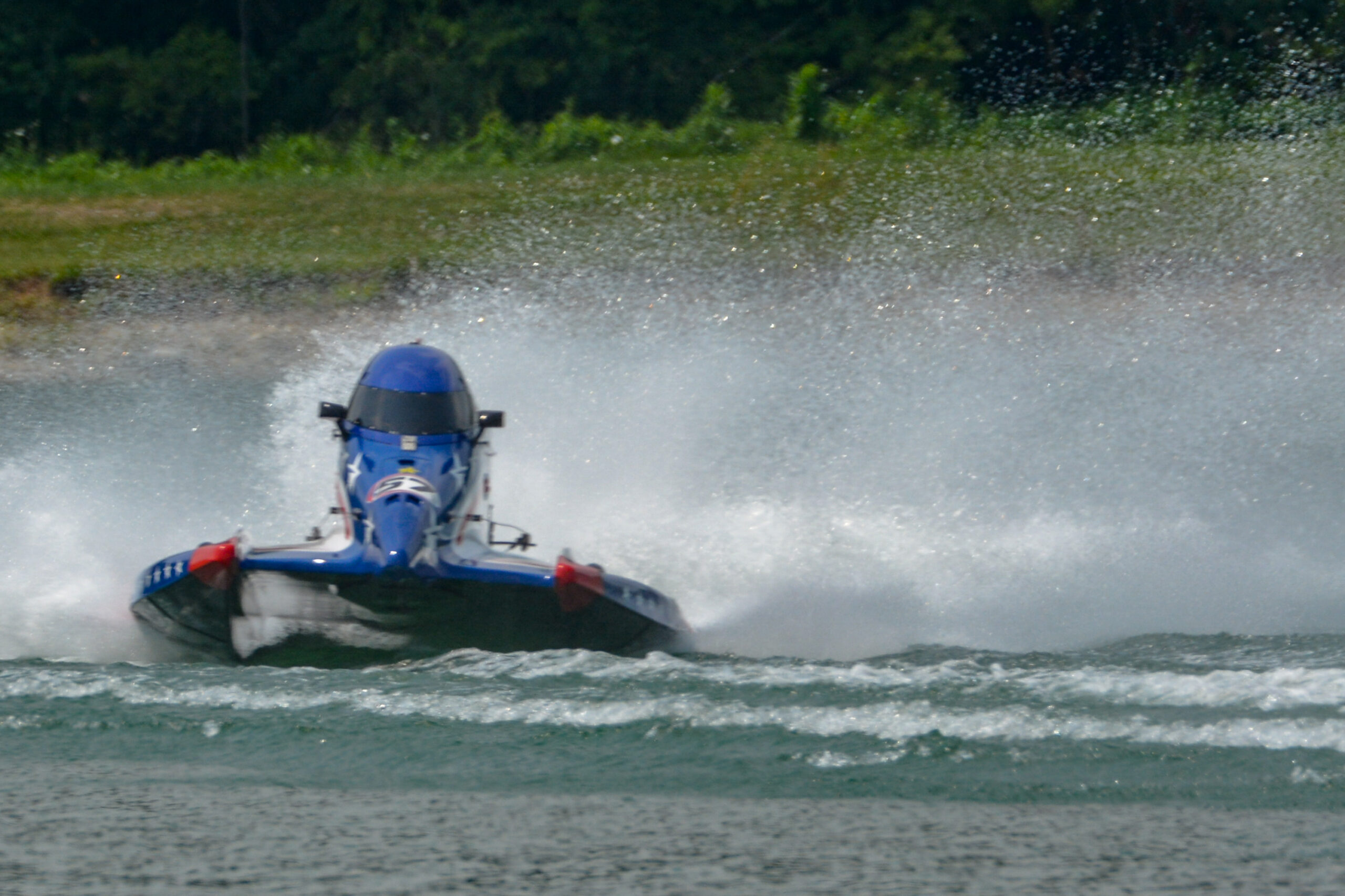 McMurray Racing Nashville Marine 2021 Springfield F1 Race-6