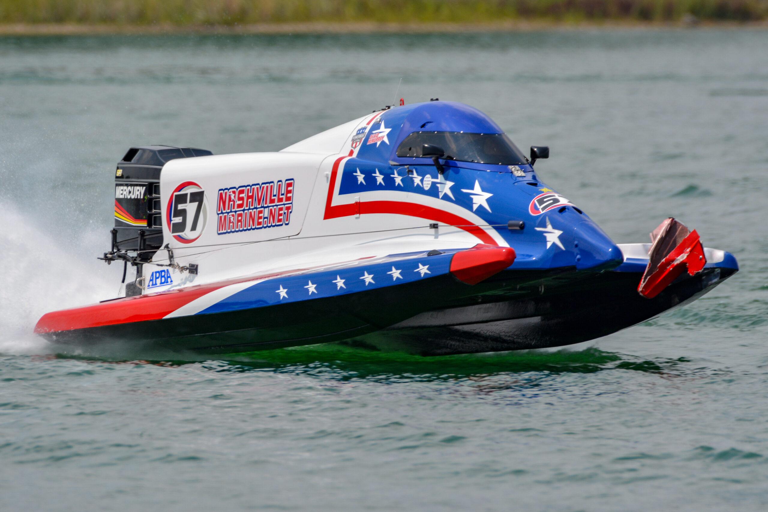 McMurray Racing Nashville Marine 2021 Springfield F1 Race-9
